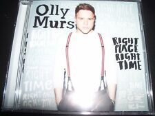 Olly Murs Right Time Right Place (Standard) (Australia) CD – Like New
