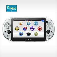 Sony PCH-2000ZA25 Playstation PS Vita Wi-Fi Model Silver Console Japan Model New