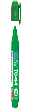 Green CAR TYRE PAINT PEN MARKER WATERPROOF OIL Thin 1,5mm TOMA Fine TO 441