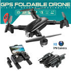 SNAPTAIN Mini Drone Quadcopter Selfie 5G WIFI FPV HD Camera Foldable RC Toy USA
