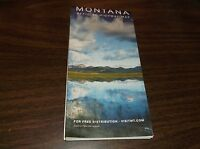 2016 MONTANA OFFICIAL HIGHWAY MAP