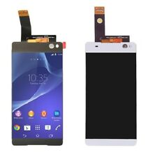 For Sony Xperia C5 Ultra E5563 LCD Display Touch Screen Digitizer Assembly Black