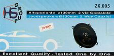 Coppia altoparlanti - casse per BMW serie 5 dal 1995 al 2003 70 WATT 130 mm