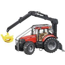 Tracteur Forestier Case IH Puma 230 CVX - BRUDER 03097