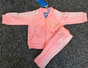 New Baby Adidas Tracksuit 3-6 months