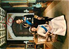 Picture Postcard: QUEEN ELIZABETH II, AND PRINCE PHILIP