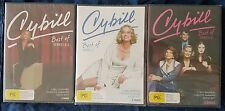 Cybill Complete Best of Series 1-4 (DVD,8-Discs) New  Region 4