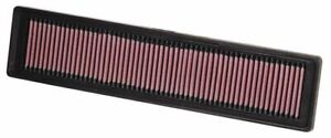 K&N 33-2937 for Peugeot Partner II performance washable drop in panel air filter