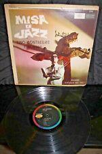 TINO CONTRERAS Misa En Jazz KILLER SPIRITUAL LATIN JAZZ 1966 MEXICO LP