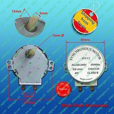 Synchronous motor 220V-240VAC 4W  microwave 49TYZ- Motor microondas  220V