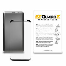EZGuardZ 3D Trim Tempered Glass Screen Protector For Samsung Galaxy S8 Plus