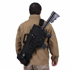 "29"" Shortgun Rifle Gun Scabbard Case Tactical Gun Bag for AR15 Hunting M4 M16"