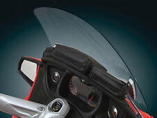 3-Pocket Dash Pouch by Hopnel for 2008+ Can-Am Spyder RT (H41-154BK)