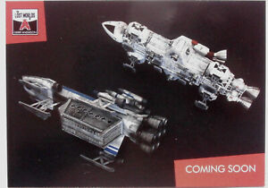 Gerry Anderson's Lost Worlds - PROMO CARD PR5 - Starcruiser - Unstoppable Cards