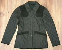 Barbour L1840 RARE womens ladies Keeperwear quilted jacket size 6, UK10