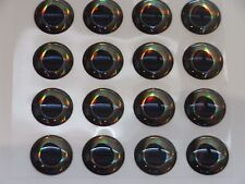 50 x 8mm real lifelike 3d fish eyes for lures,flies,bass,pike,trout(SET A)
