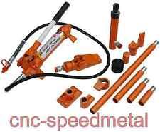 4t Hydraulisches Ausbeulset Karosserie Richtsatz Ausbeulwerkzeug hydraulic 00501