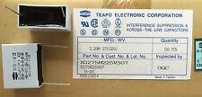 50 pezzi condensatori diapositive teapo 2,2uf 275v rm32, 5 XG-vs x2 GPF € 25,00