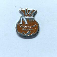 Pins Badge Bourse Du Pin's Dinard 91 1991 Bretagne Sacoche Pochette A Sous B0809