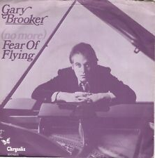7inch GARY BROOKER no more fear of flying HOLLAND 1979 EX/VG++  (S0163)