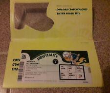 Fifa Confederations Cup 2013 Nigeria-Uruguay Ticket