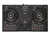 Hercules DJControl Inpulse 300 - DJ Controller w/ Intelligent Music Assistant