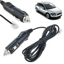 Car Adapter Charger For Beltronics Vector 955 Radar Detector Straight Power Cord