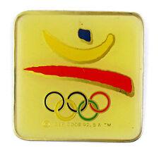 PINS SPORT JEUX OLYMPIQUES BARCELONNE 1992