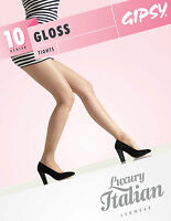 Gipsy Luxury Gloss Tights 10 Denier Appearance 90% Nylon 10% Elastane 1 Pair