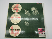 Brahms Bruno Walter Symphony No. 4 In E Minor, Op. 98  Columbia ML 4472 Mono NM