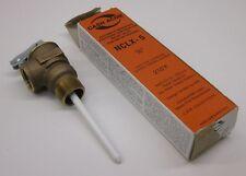 Cash Acme NCLX-5 Auto Reseat Pressure-Temperature Relief Valve for Water Heaters
