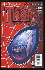 THE MIGHTY THOR #51 VERY FINE / NEAR MINT 2002 (1998 2nd SERIES) MARVEL COMICS