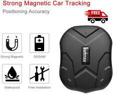 Waterproof TKSTAR TK905 Real-Time Car Vehicle GPS Tracker Magnetic GSM GPRS APP