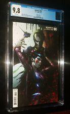 BATMAN #94 Mattina Variant Cover 2020 DC Comics CGC 9.8 NM/MT White Pages