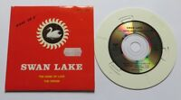 "Swan Lake – The Name Of Love / The Dream - Mini CD 3"" Inch ZYX 8-5979"