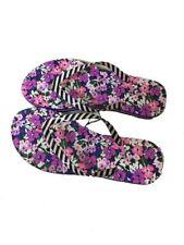 Vera Bradley Women's Flip Flops Flower Garden