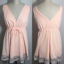 Vintage Sears Size 32-34 Chemise Slip Babydoll Nightie Lingerie Sexy Sleepwear