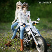 TREE Design - 1/3 BJD SD Size Outfit Clothing - Rider Jacket for SD13 Boy