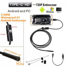 6 LED USB Endoscope Borescope Inspection Camera for Android /Windows Xiaomi