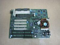 MB Mitac PH5400V-256 Intel Pentium 133MHz CPU ISA PCI Motherboard Free Shipping