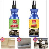 Refurbisher Agent Cars Interior Leather Seats Polish Clean Detergent Maintenance