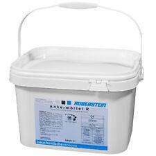 Ruberstein®Ankermörtel R sulfatbeständig 2K, 6 kg zum Einbetten der Spiralanker