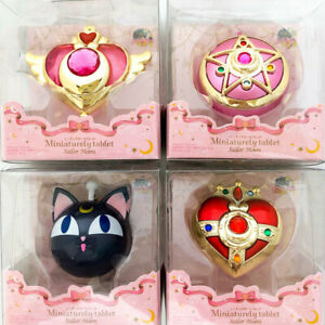 Pretty Guardian Sailor Moon Miniaturely tablet (Tablet case)  / Compact Luna...