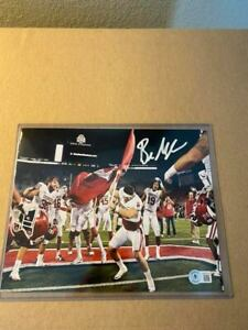 Heisman Baker Mayfield signed Oklahoma Sooners 8x10 photo Autograph