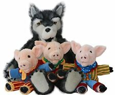 The Puppet Company - Three Little Pigs and The Wolf - Story Telling - (BE21)