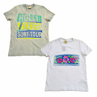 Hollister Mens T-Shirt Short Sleeve Graphic Tee Crew Neck Casual Top New Logo
