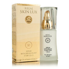 Regal Skin Lux, Serum con Argán para todo tipo de piel 30+