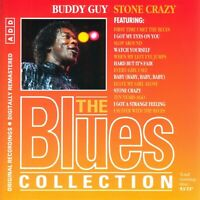 Buddy Guy-Stone Crazy The Blues Collection CD