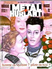 METAL HURLANT n°71 ~ 1982 ~ couv EBERONI ~ GILLON/MARTIN VEYRON/TED BENOIT