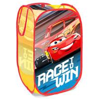 Disney Cars Bins Brand New Genuine 100/% Disney Merchandise